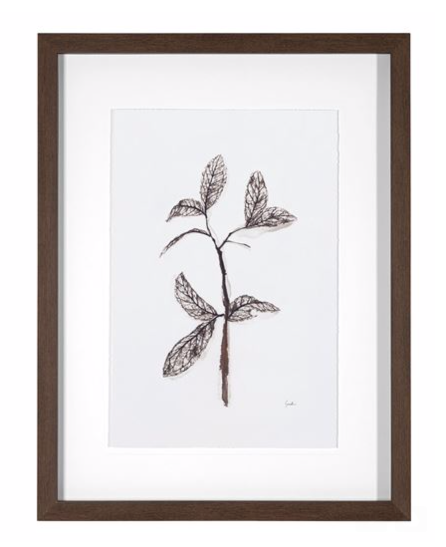 Olive Branch I and Olive Branch II Art
