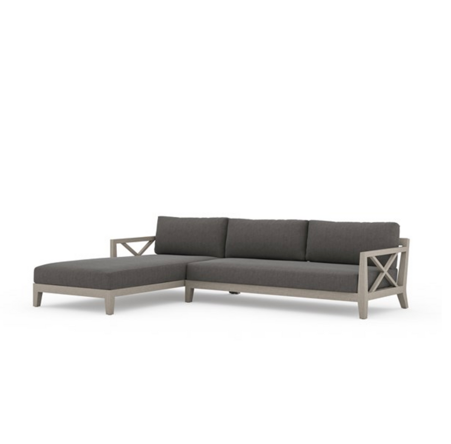 Huntington Outdoor 2-PC Sectional