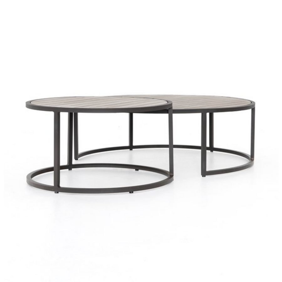 Alda Outdoor Nesting Tables