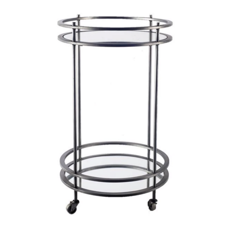 Newbury Bar Cart