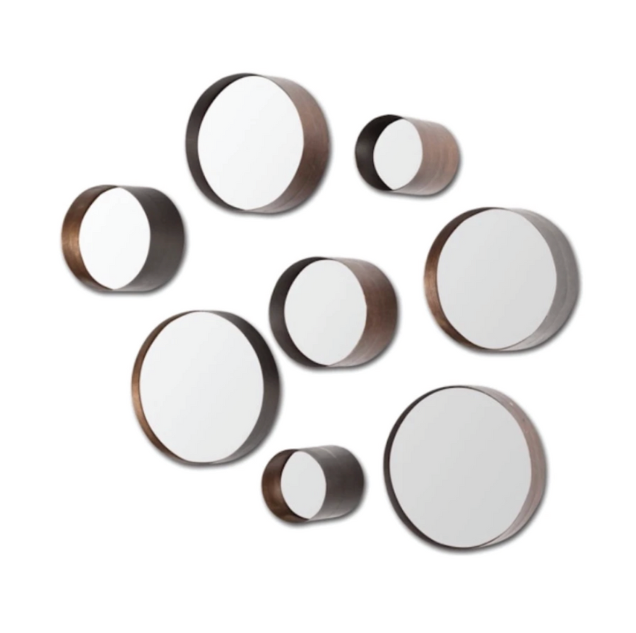 Aromaticum set of mirrors
