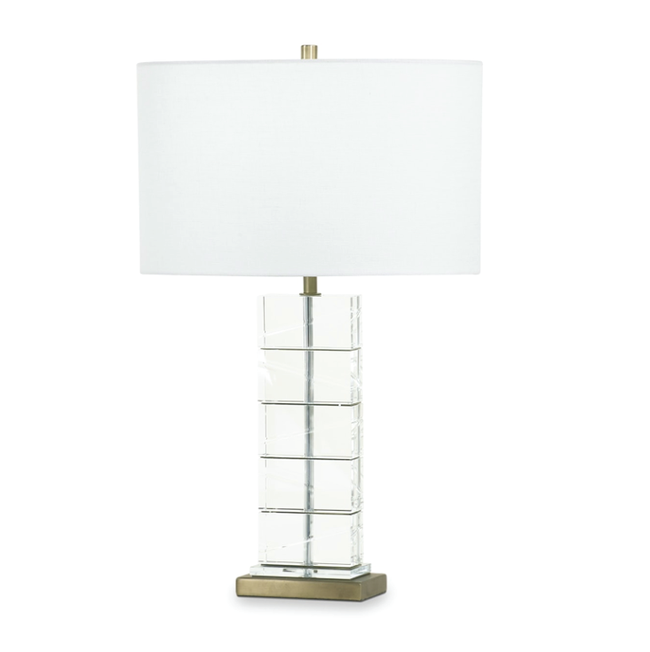 Beech Table Lamp