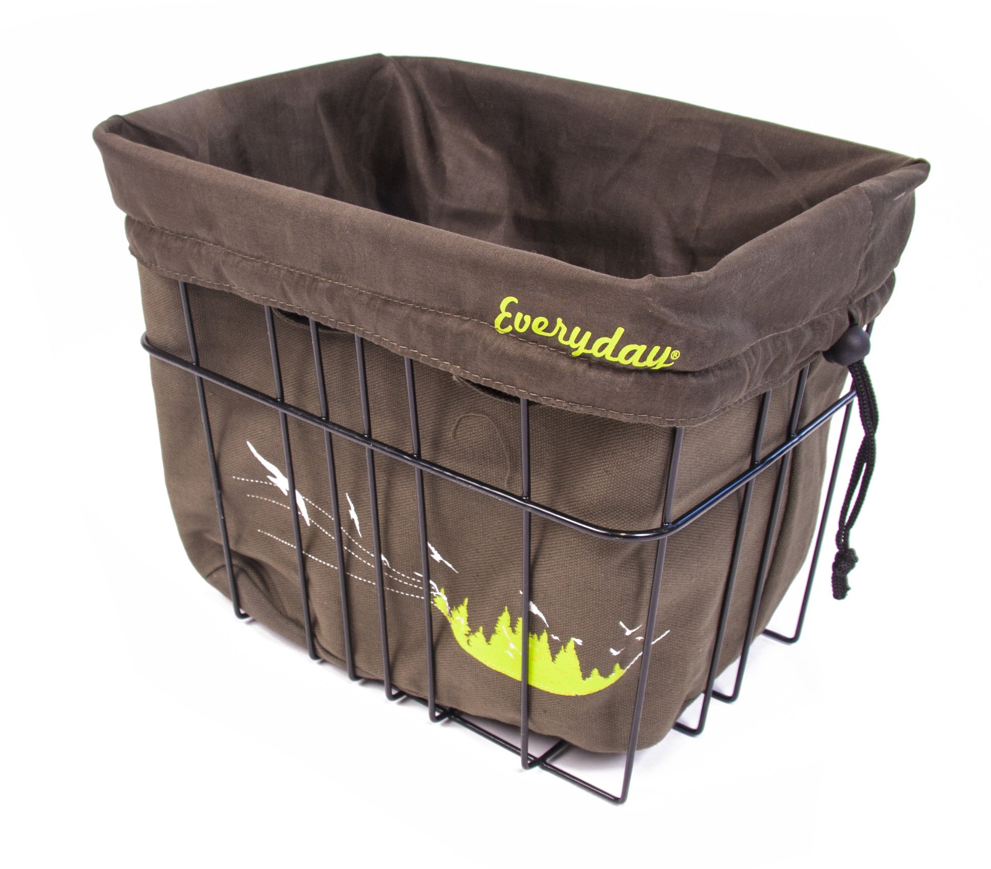 Wire Basket with removeable cloth bag (Temporarily Unavailable)