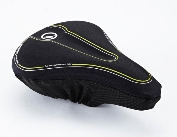 Everyday Memory Foam Bike Seat Cover