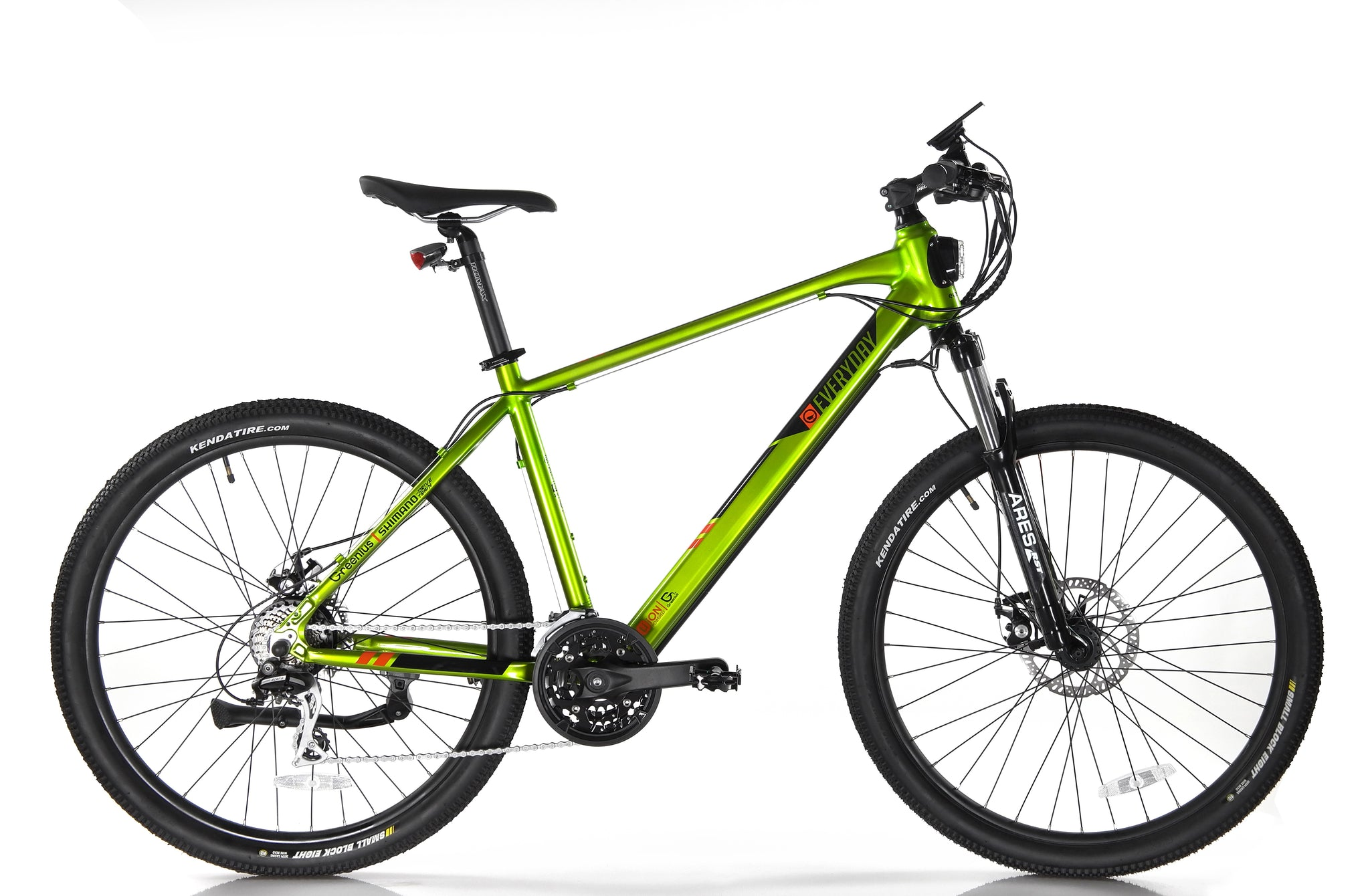 Everyday Exploit E-Bike (Now Available at Costco)