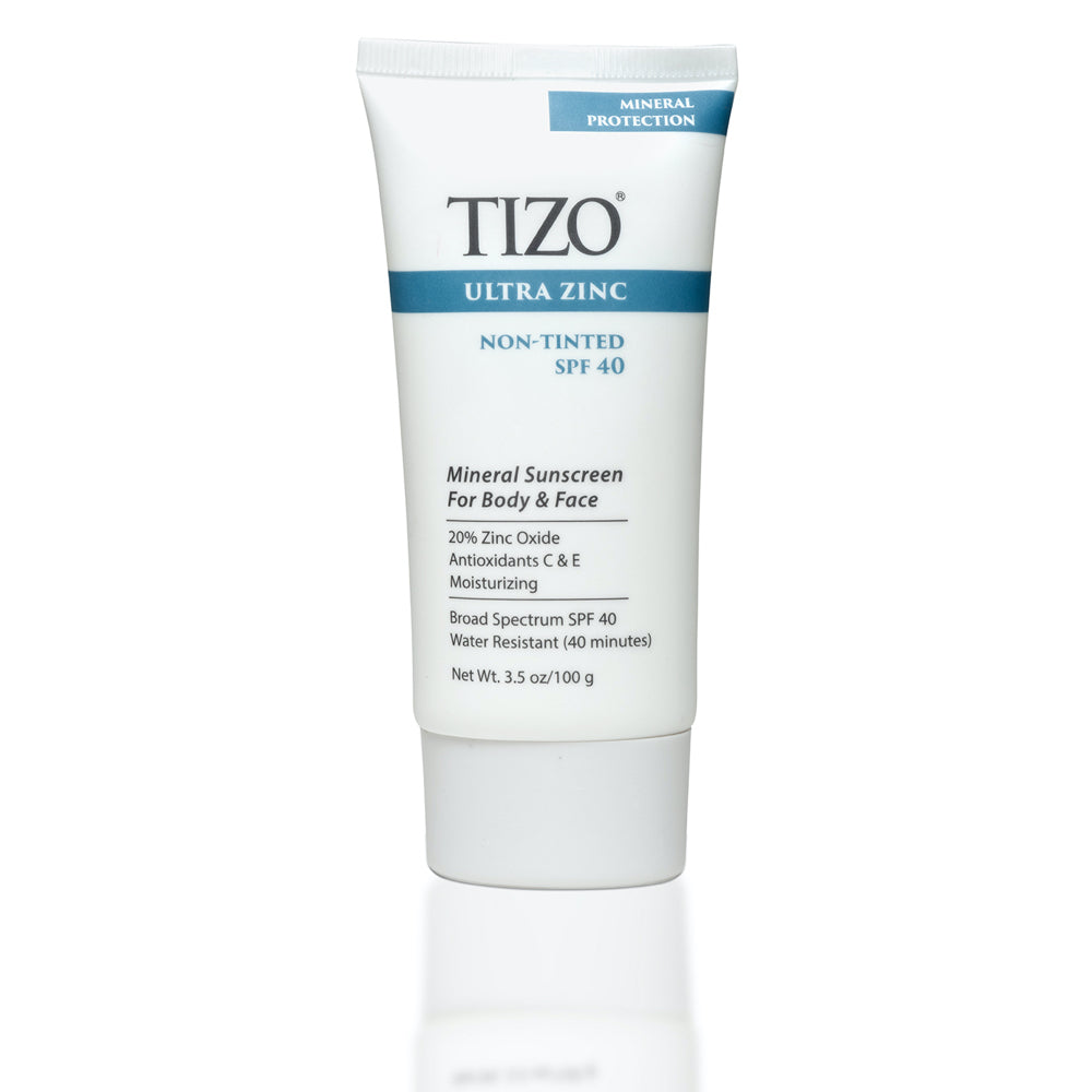 Tizo / Ultra Zinc Body & Face Sunscreen (Non-Tinted, SPF 40)