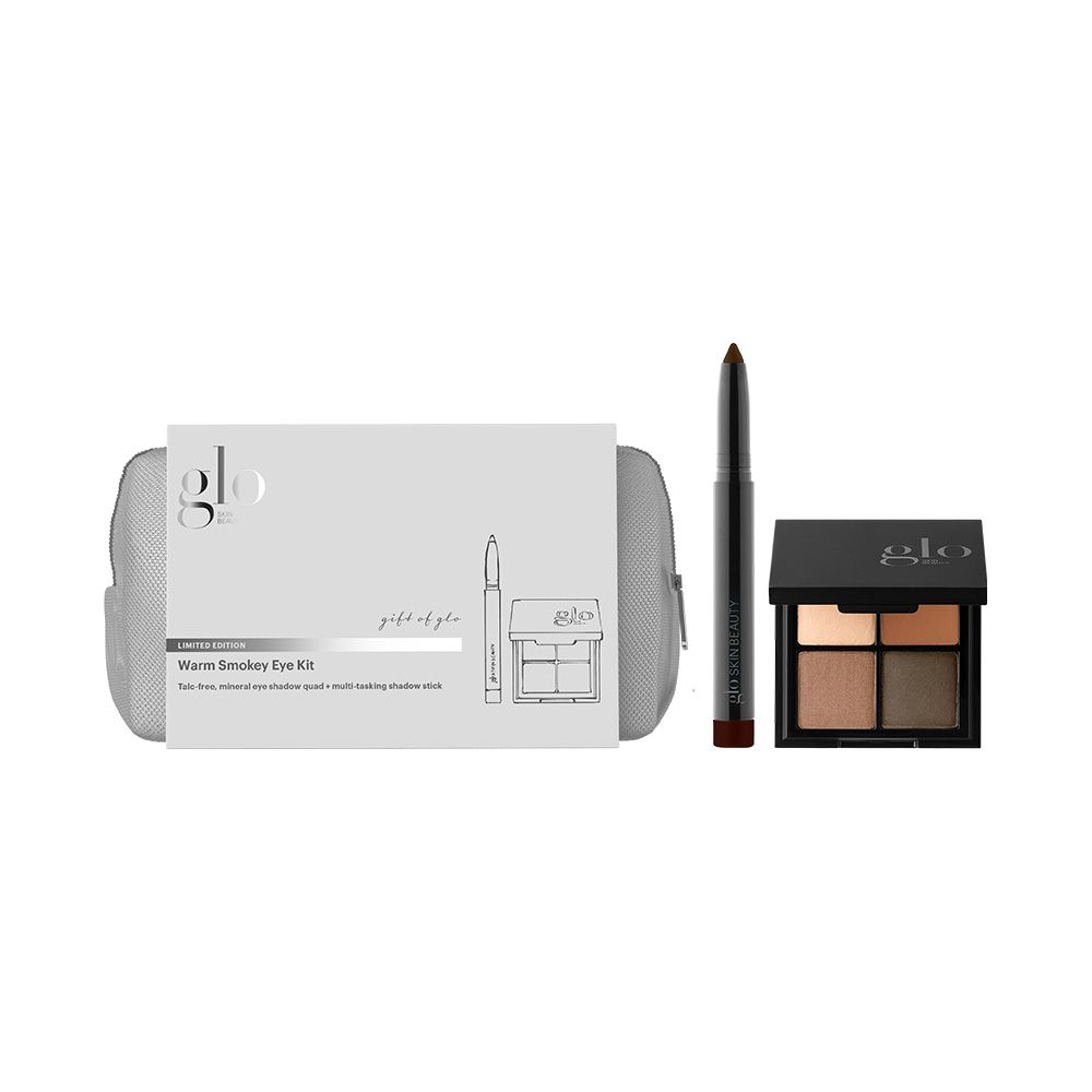 Glo Skin Beauty / Limited Edition Warm Smokey Eye Kit **48% Savings!!