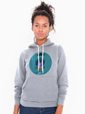 Inner View - Unisex Hoodie - Valiant Empath - Agent #006 - Apparel, planetlucid - Planet Lucid,  - accessories