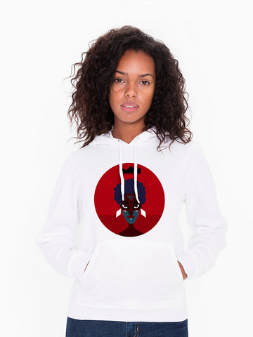 Inner View - Unisex Hoodie - Curious Eccentricity - Agent #002