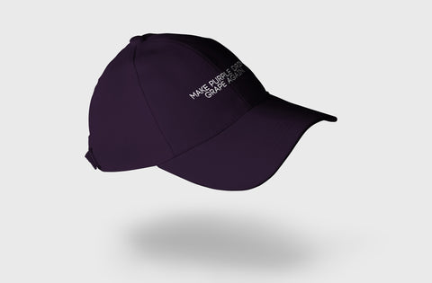 Hat - Make Purple Drink Grape Again. - Apparel, planetlucid - Planet Lucid,  - accessories