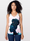 Eternity Remix - Tank Top - Apparel, planetlucid - Planet Lucid, Shirts - accessories