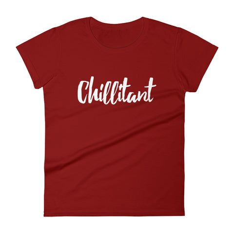 Chillitant - Women's Short Sleeve T-Shirt - Apparel, planetlucid - Planet Lucid,  - accessories