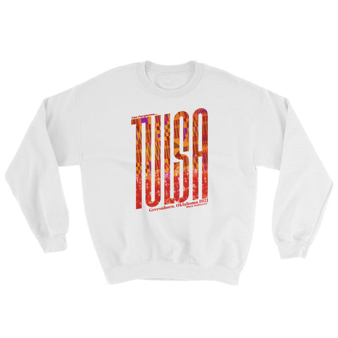 Tulsa | Oklahoma - Unisex Sweatshirt - Apparel, planetlucid - Planet Lucid,  - accessories