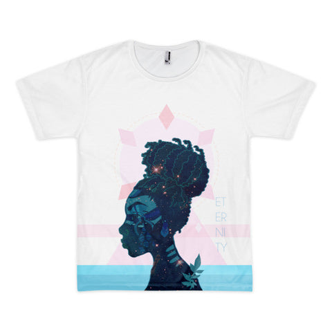 Eternity (Remix) - Short sleeve t-shirt (unisex)