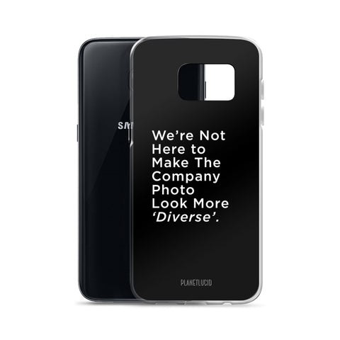 Samsung Case - 'Diversity' - Apparel, planetlucid - Planet Lucid,  - accessories