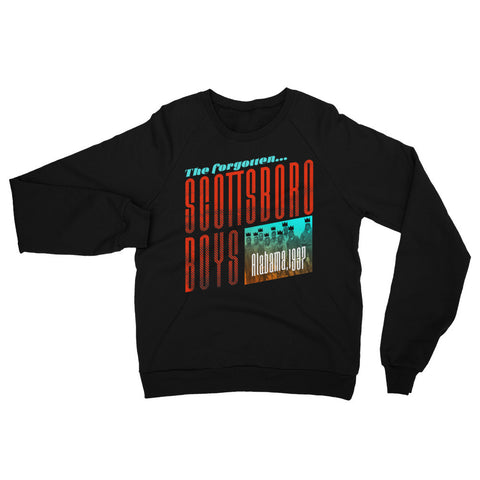 The Scottsboro Boys - Unisex Raglan sweater - Apparel, planetlucid - Planet Lucid,  - accessories