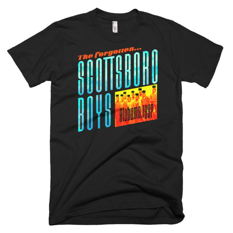 The Scottsboro Boys - Short sleeve Men's t-shirt