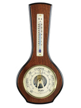 Load image into Gallery viewer, Wall Barometer & Thermometer 1601