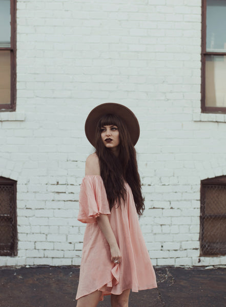 @iindiefoxx in Noa Elle Hope Dress