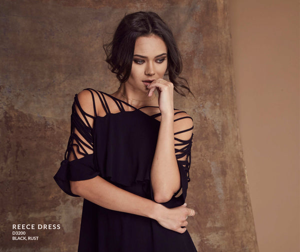 Noa Elle Fall 2016 Lookbook - Bohemian Studio Shoot