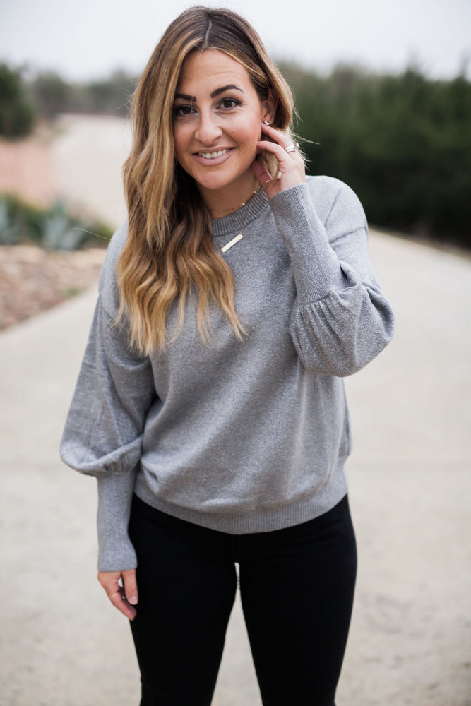 DATENIGHT SWEATER