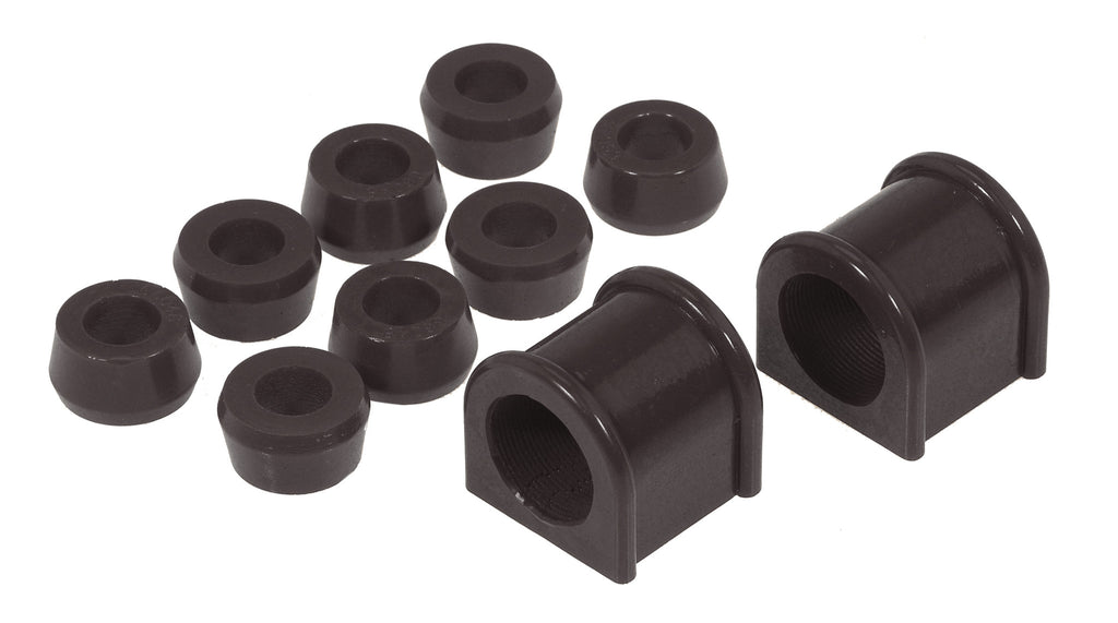 "Prothane Jeep Wrangler (87-96) 1-1/8"" Front Sway Bar Poly Bushing Kit - 1-1107"