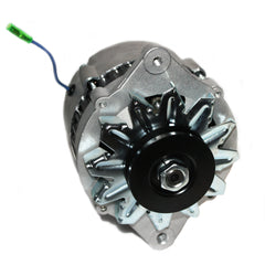 NEW Hitachi Yanmar Marine Alternator 12Volt, 80Amp, Insulated Ground