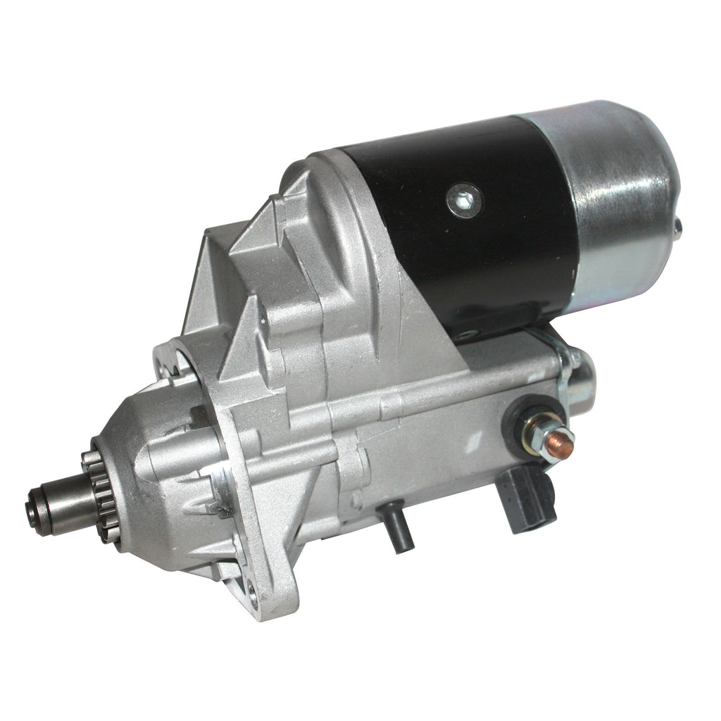 NEW Starter Denso 12Volt, 13Teeth, 2.5KW Gear Reduction - 16990