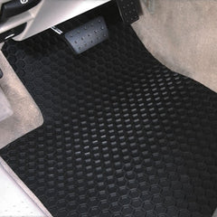 Land Rover LR4 10-16 Intro-Tech Hexomat Custom Floor Cargo Mats