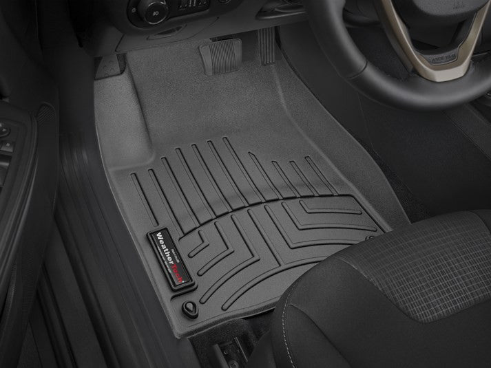Jeep 2006+ Commander Weather-Tech 3D protection Custom Laser Cut FloorLiners