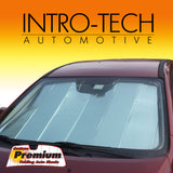 BMW 5 Series (E39) Sedan/Wagon 97-03 Intro-Tech Premium Custom Windshield Sunshade - BM-19P