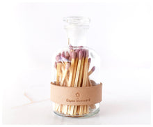 Colored Matches - Blush Tip-matches-celina mancurti