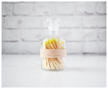 Colored Matches - Yellow Tip-matches-celina mancurti