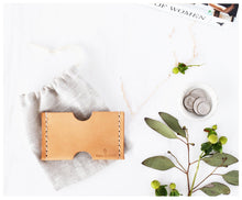 Leather Card Case-Card Case-celina mancurti