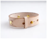 Lula Leather  Bracelet