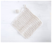 Pot Holder - Hand Knitted-pot holder-celina mancurti