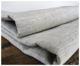Solid Oatmeal Linen by the Yard-fabric-celina mancurti