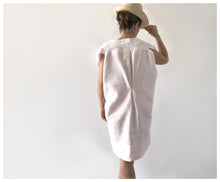 The Linen Dress-dress-celina mancurti