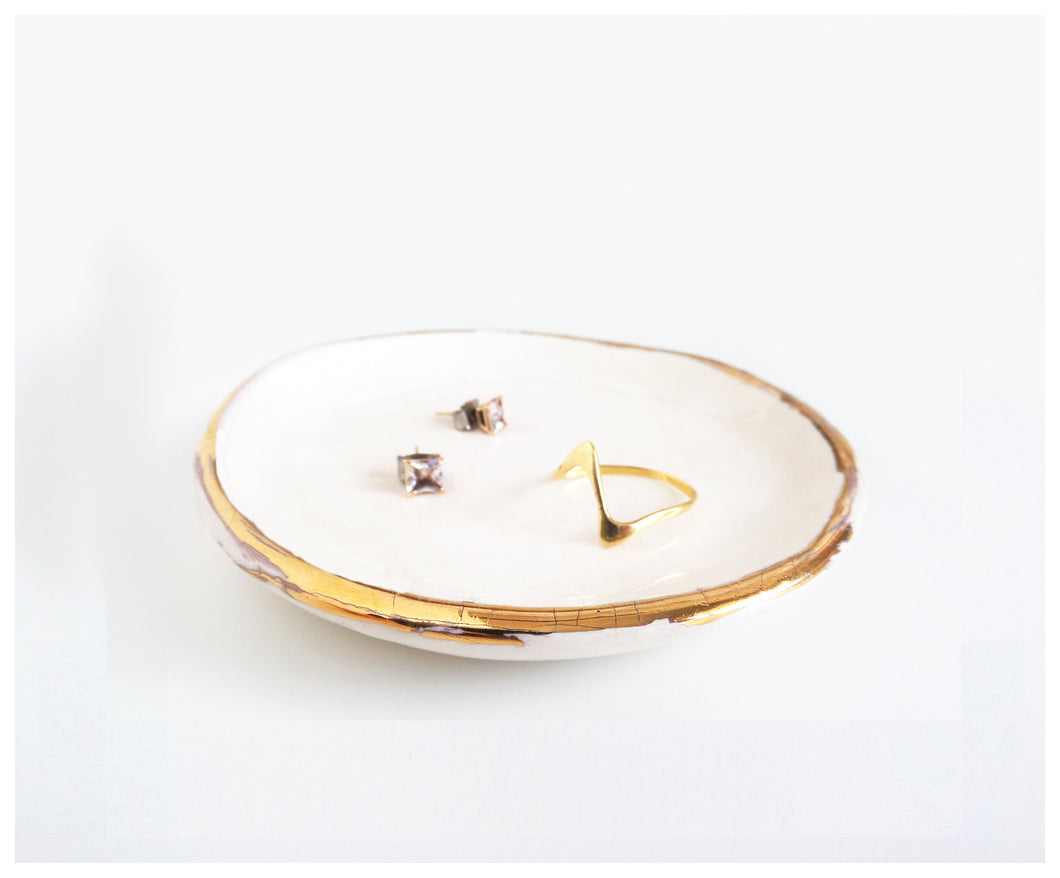 The Ring Plate- HandMade-plates-celina mancurti