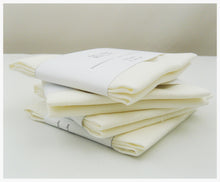 White Solid Linen- Fat Quarter-fabric-celina mancurti