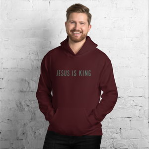 Jesus Is King - 1 Timothy 6:15 - Hoodie