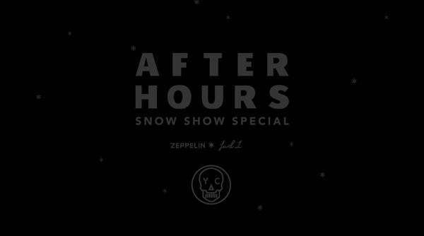 Join us at the After Hours Outdoor Retailer + Snow Show Special