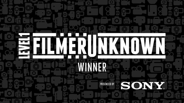 The FilmerUnknown 2016 Winner