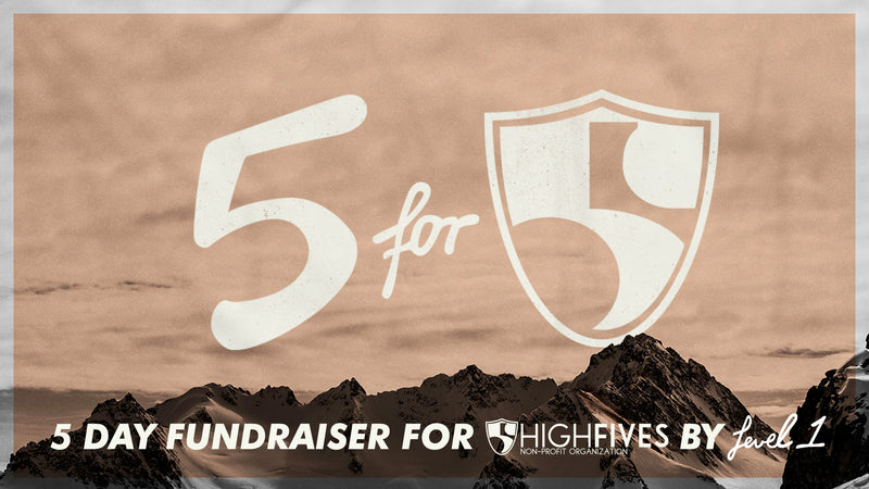 5 for 5 Fundraiser