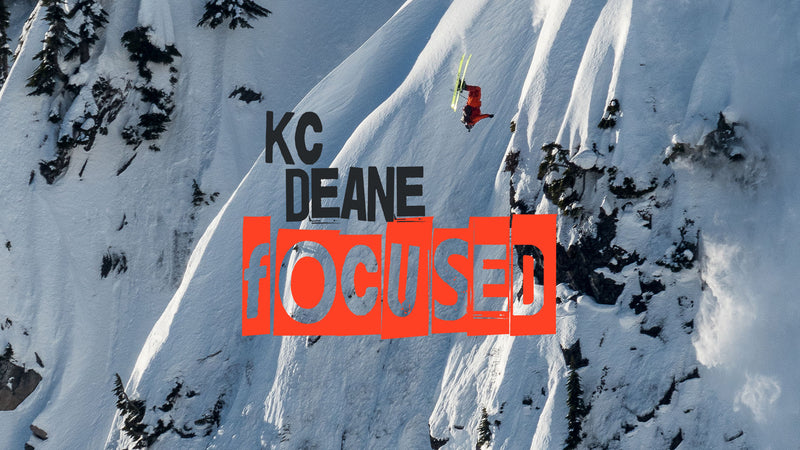 KC Deane 2019 - Focused