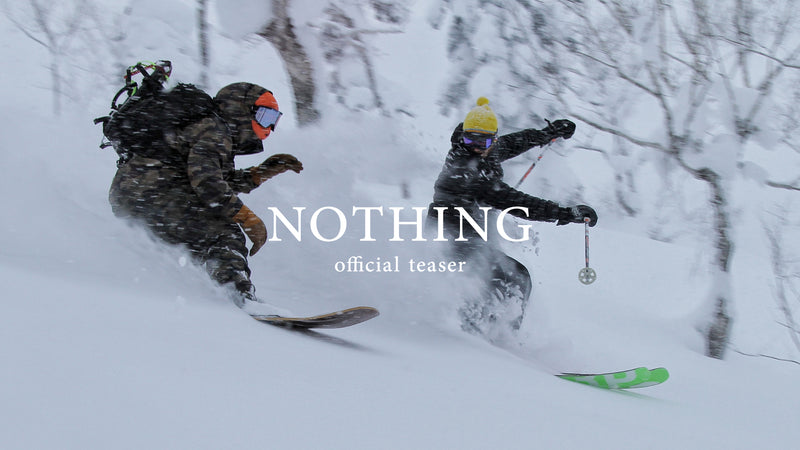 NOTHING – Official Teaser