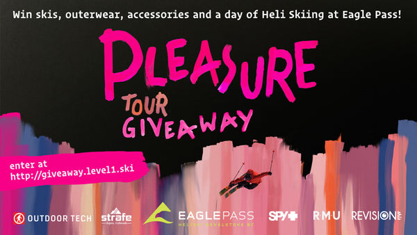 Pleasure Tour Giveaway