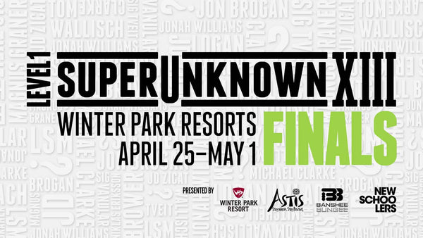 SuperUnknown XIII Finals