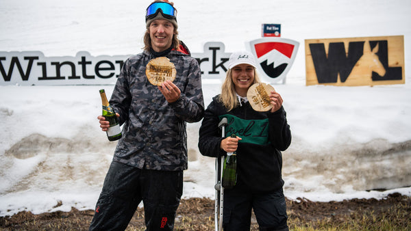 Giorgia Bertoncini and Blake Wilson win SuperUnknown XVI