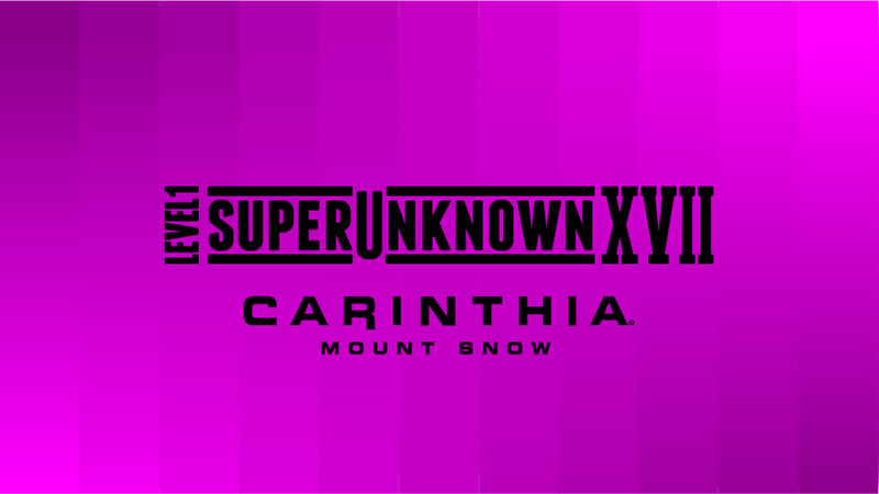 SuperUnknown XVII heads back east to Mount Snow, VT